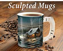 Shop Sculpted Mugs