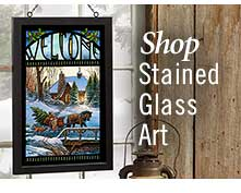 Shop Stained Glass Art