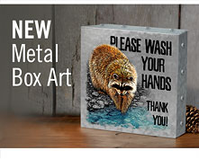 New Metal Box Art
