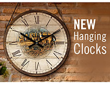 Hanging Clocks