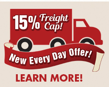 View New Freight Cap Details