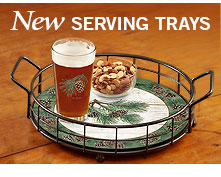 New Serving Trays